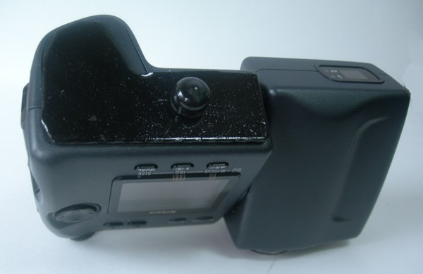 Nikon Coolpix 990 Door Repair